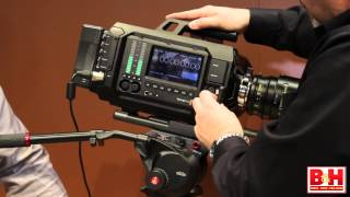 getlinkyoutube.com-Blackmagic Design URSA 4K Camera: NAB 2014