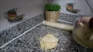 getlinkyoutube.com-Recette de Pate brisee/Tart Dough/طريقة تحضير عجينة التارت و الكيش