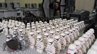 getlinkyoutube.com-HUGE LEGO STAR WARS FIRST ORDER ARMY! 2016/2017 Edition!