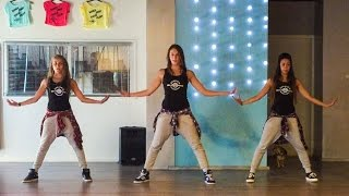 getlinkyoutube.com-Back it up - Prince Royce - Fitness Dance Choreography