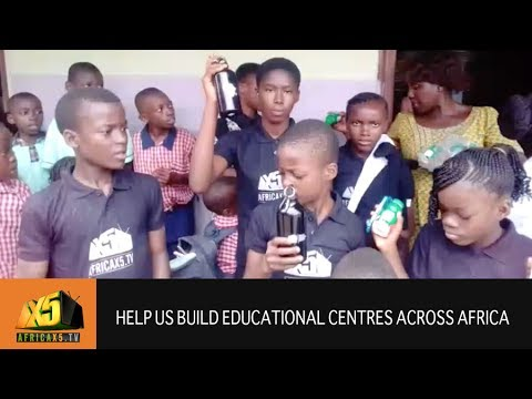 Africax5 in Nigeria | Working with the Community 2