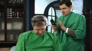 getlinkyoutube.com-Mr Bean Hair by Mr. Bean of London [1/2]