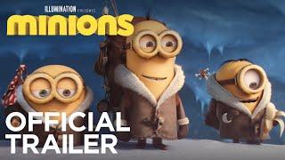 getlinkyoutube.com-Minions - Official Trailer (HD) - Illumination