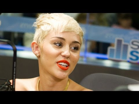 Miley Cyrus Talks Twerking | Interview | On Air with Ryan Seacrest