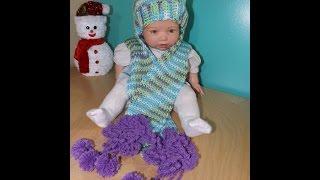 getlinkyoutube.com-Crochet bufanda y gorro para niña en crochet tuneciano - con Ruby Stedman