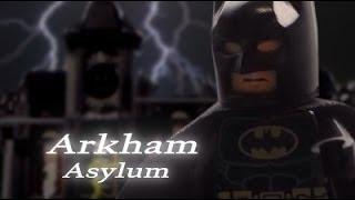 getlinkyoutube.com-LEGO Batman - Arkham Asylum Breakout