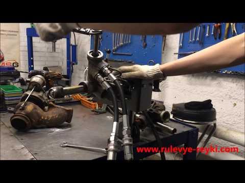 Ремонт рулевой рейки Jeep Liberty