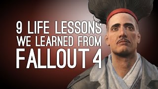getlinkyoutube.com-Fallout 4: 9 Life Lessons We Learned From Fallout 4
