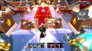 Dungeon Defenders 2 NM4 Incursion Ramparts Squire Tank