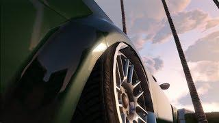 getlinkyoutube.com-GTA V - My Garage - slammed/stanced cars