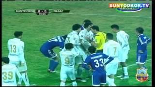getlinkyoutube.com-Uzbekistan Cup 2015 FINAL BUNYODKOR 1-2 NASAF MATCH REVIEV