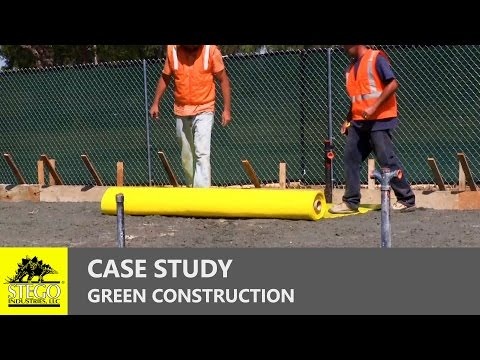 Stego Case Studies (Episode 2): Green Construction