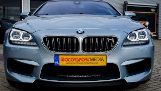 getlinkyoutube.com-BMW M6 Gran Coupé Quick Review & Sound 575HP
