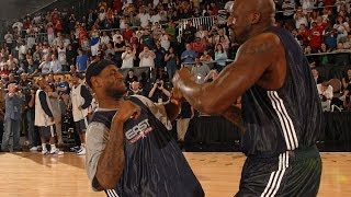 getlinkyoutube.com-Shaq, LeBron, Dwight Howard All-Star Dance-Off