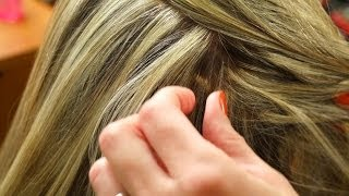 getlinkyoutube.com-Quick Fix for Bleeders // Hair 101 Tutorial