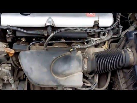 Ремонт тросика газа ситроен с5