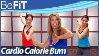 getlinkyoutube.com-Denise Austin: Cardio Calorie Burn Dance Workout- Low Impact