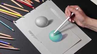 getlinkyoutube.com-COLORED PENCIL: How to Choose Paper for Colored Pencil
