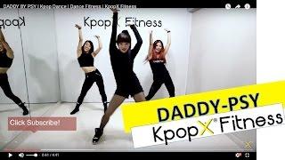 getlinkyoutube.com-DADDY BY PSY   Kpop Dance   Dance Fitness   KpopX Fitness