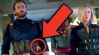 Avengers Infinity War Trailer Breakdown -