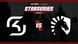 StarSeries i-League S4 - SK Gaming vs. Liquid (Mapa 2 - Cbble) - Narração PT-BR