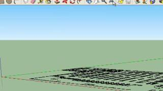 getlinkyoutube.com-How to Import an Autocad file using Google Sketchup