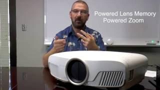 getlinkyoutube.com-Epson Home Cinema 5040UB 4K Enhancement Projector in Action