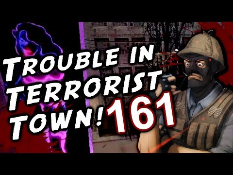 The Sexy Traitorous Strip Club (Trouble in Terrorist Town - Part 161)