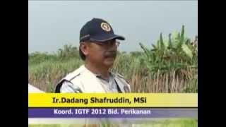IGTF 2012 - ROB Ancaman Benih Ikan Masih Langka kab  Pekalongan