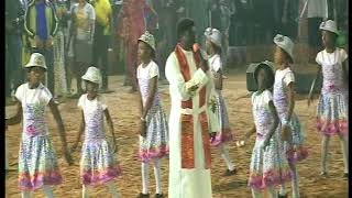 JESUS THE CHIEF COMMANDER (1) by REV. FR. EMMANUEL OBIMMA (EBUBE MUONSO)