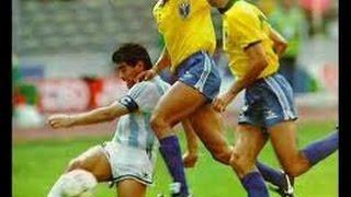 getlinkyoutube.com-Argentina - Brazil 1990 Italy World Cup