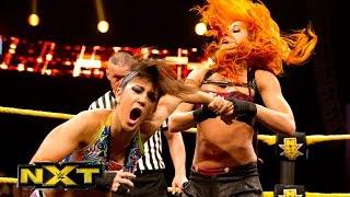 getlinkyoutube.com-Bayley vs. Becky Lynch - NXT Women's Championship No. 1 Contender's Match: WWE NXT, Aug. 12, 2015