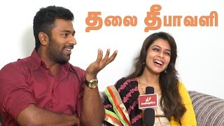 getlinkyoutube.com-Shanthanu Bhagyaraj and Keerthi's Thala Deepavali Spl Interview - IndiaGlitz Exclusive