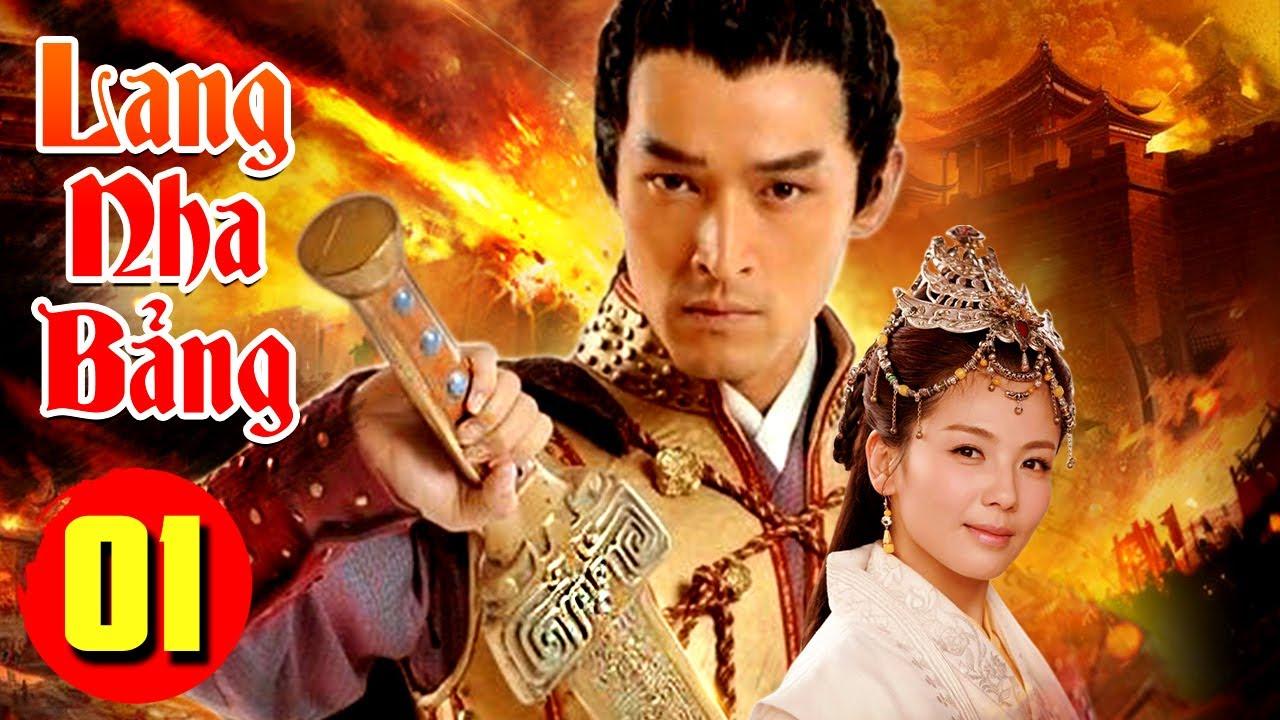 PHIM HAY 2021 | LANG NHA BẢNG - Tập 1 | Phim Bộ Trung Quốc Hay Nhất 2021