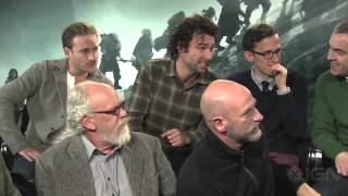 Best of the Hobbit Interviews