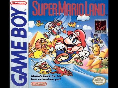 Gaming Paraphilia: Super Mario Land Playthrough!