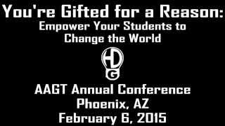AAGT Annual Conference - February 6, 2015 | HawkDG