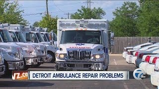 getlinkyoutube.com-Detroit ambulance repair problems