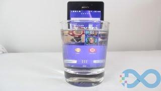 getlinkyoutube.com-مراجعة للهاتف Xperia M2 Aqua: هاتف متوسّط ضد الماء