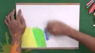 getlinkyoutube.com-สอนศิลป์ตอนที่26  ขูดสี