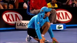 getlinkyoutube.com-Top Tennis Ball Boy/Girl Catches