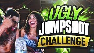 getlinkyoutube.com-MYPARK UGLY JUMPSHOT CHALLENGE!! GIRLFRIEND CRACKS EGGS ON MY HEAD IF I MISS!!! NBA 2K17
