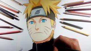 getlinkyoutube.com-How to Draw Naruto/Como Dibujar a Naruto