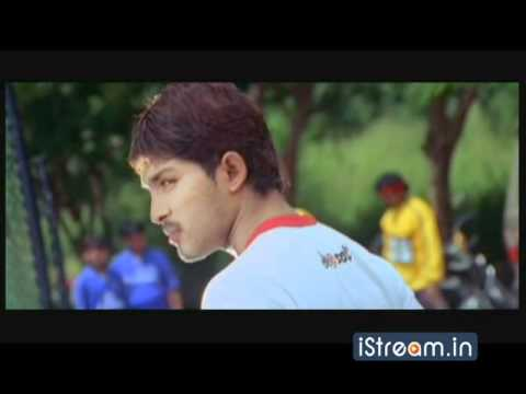 Happy: Allu Arjun's 5-min basketball court fight!
