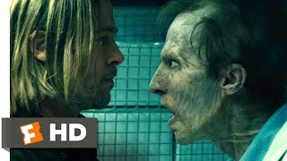 getlinkyoutube.com-World War Z (9/10) Movie CLIP - Zombie Camouflage (2013) HD