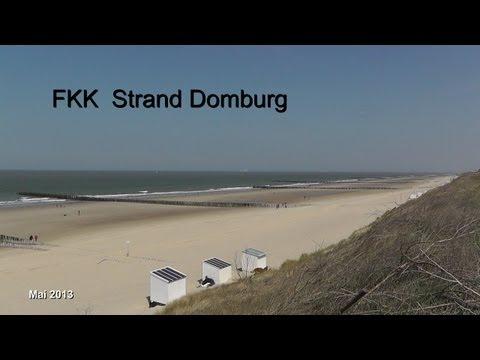 FKK Strand Domburg - Zeeland - Holland