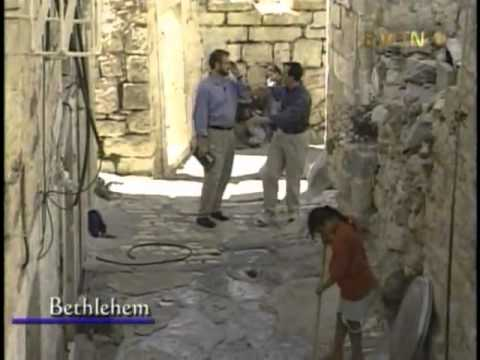 En La Senda Del Mesias - parte 01 de 17 - Lugares reales donde estuvo Jesus de Nazareth