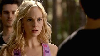 The Vampire Diaries: 6x03 - Stefan Trys To Kill Enzo & Caroline Gets Between Them