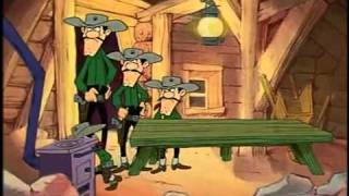 getlinkyoutube.com-Lucky Luke - The Daltons On The Loose (1983) 5/9 English