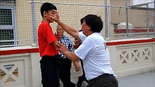 getlinkyoutube.com-Effective Hung Gar Techniques: Grandmaster Chiu Chi Ling in Singapore
